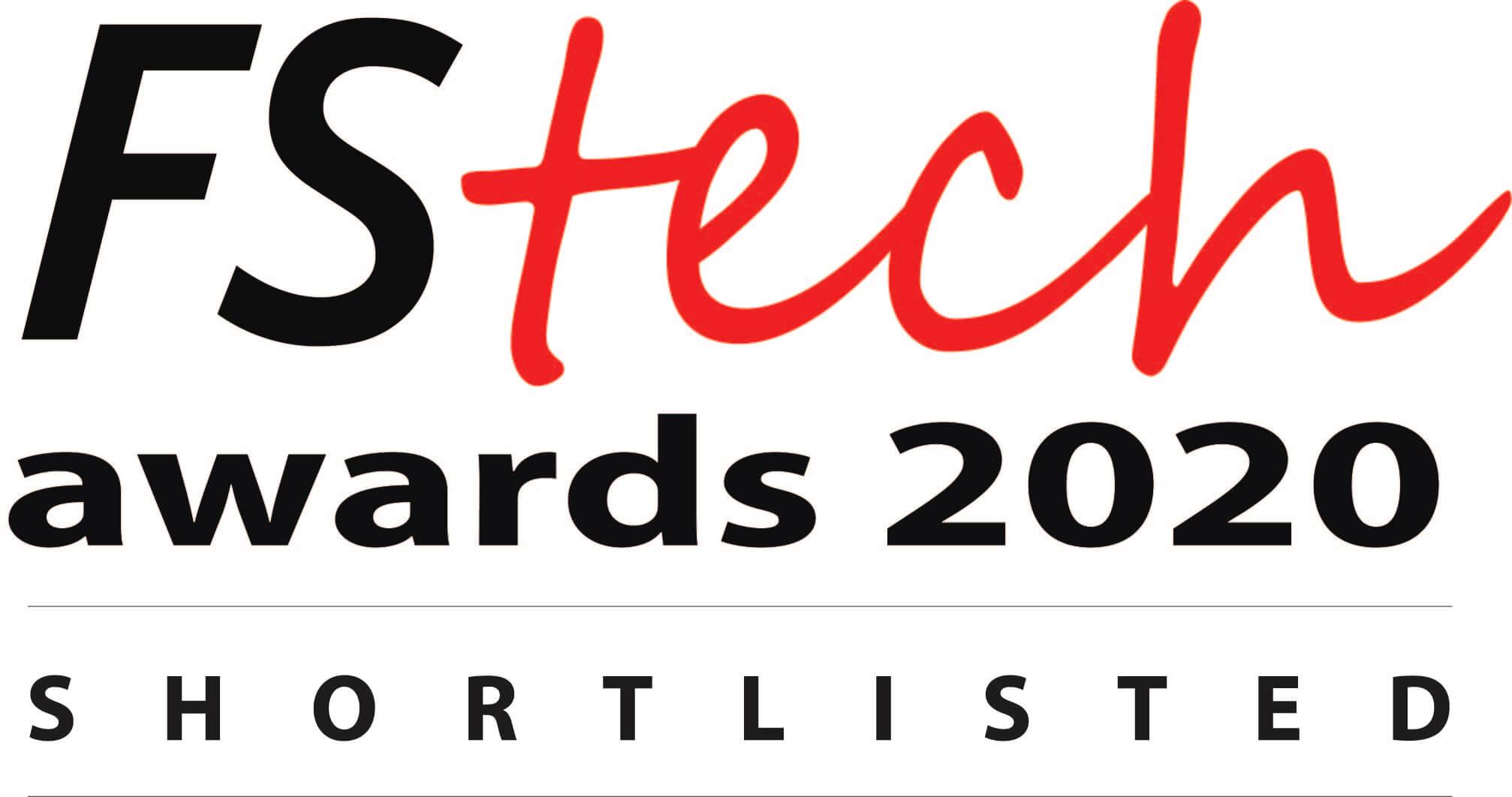 FStech Awards 2020 finalist logo