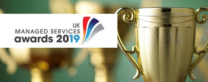Redscan's Highly Commended at Managed Services & Hotsing Awards 2019