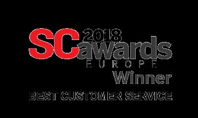 SC Awards Europe 2018 - Winner