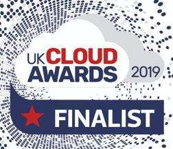 UK Cloud Awards Finalist