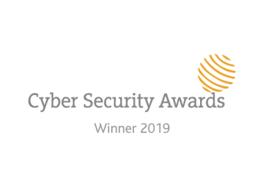 Cyber Security Awards 2019 - Winner