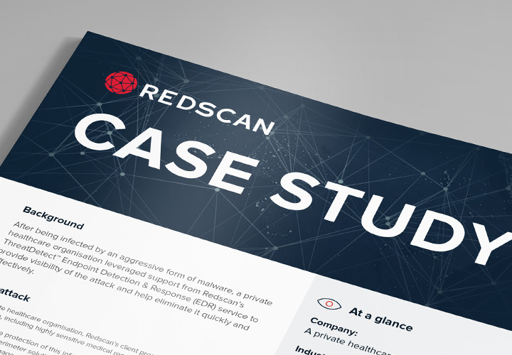 Redscan case study