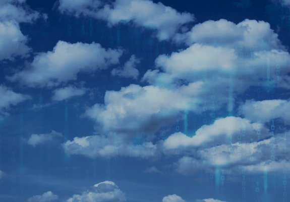 Data secured in cloud environments