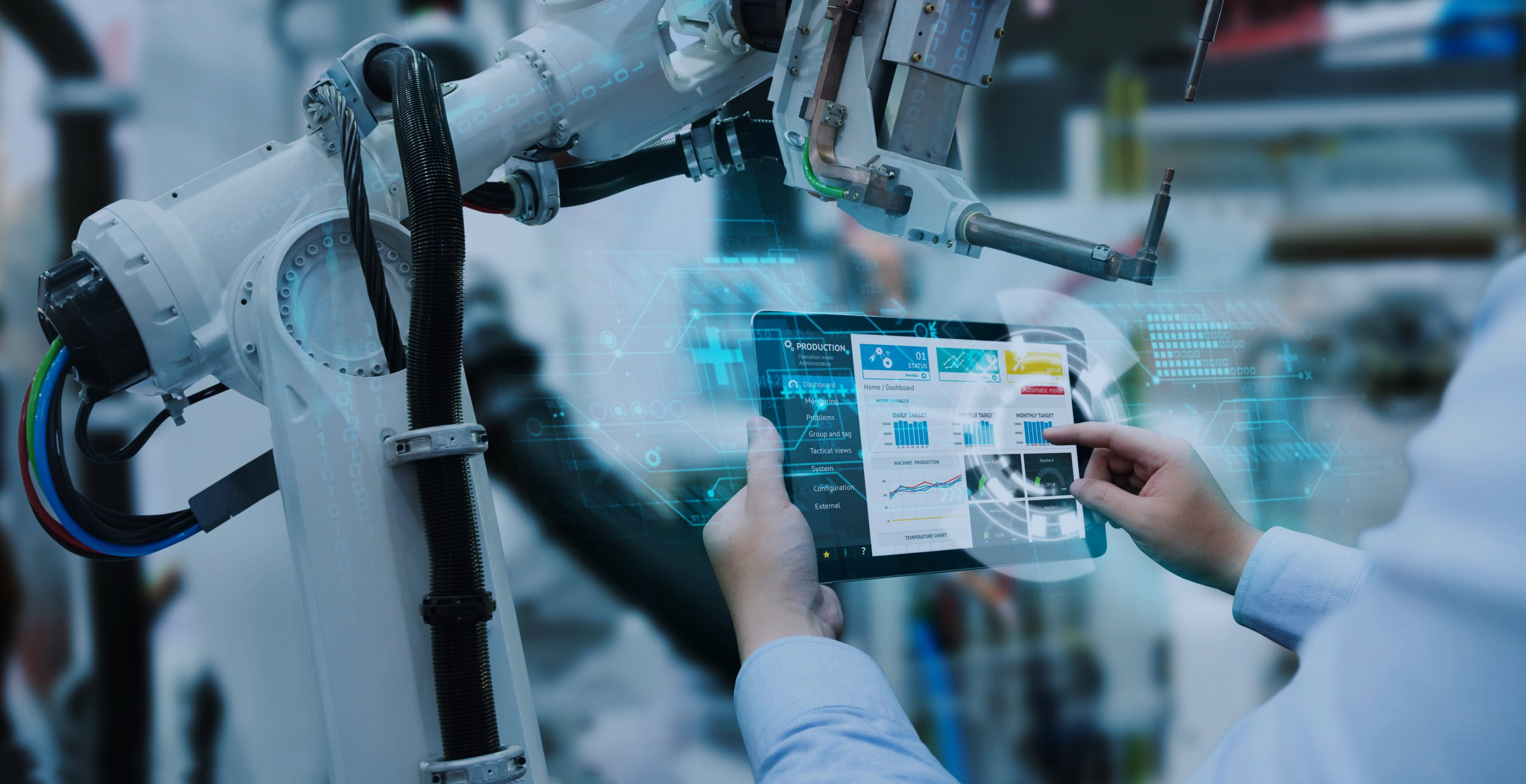 Cybersecurity in the manufacturing industry