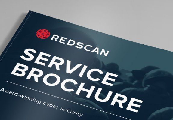 Redscan service brochure