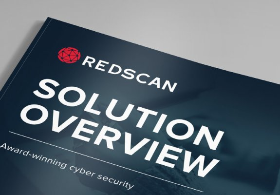 Redscan solution overview brochure