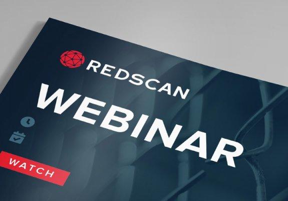 Redscan webinar